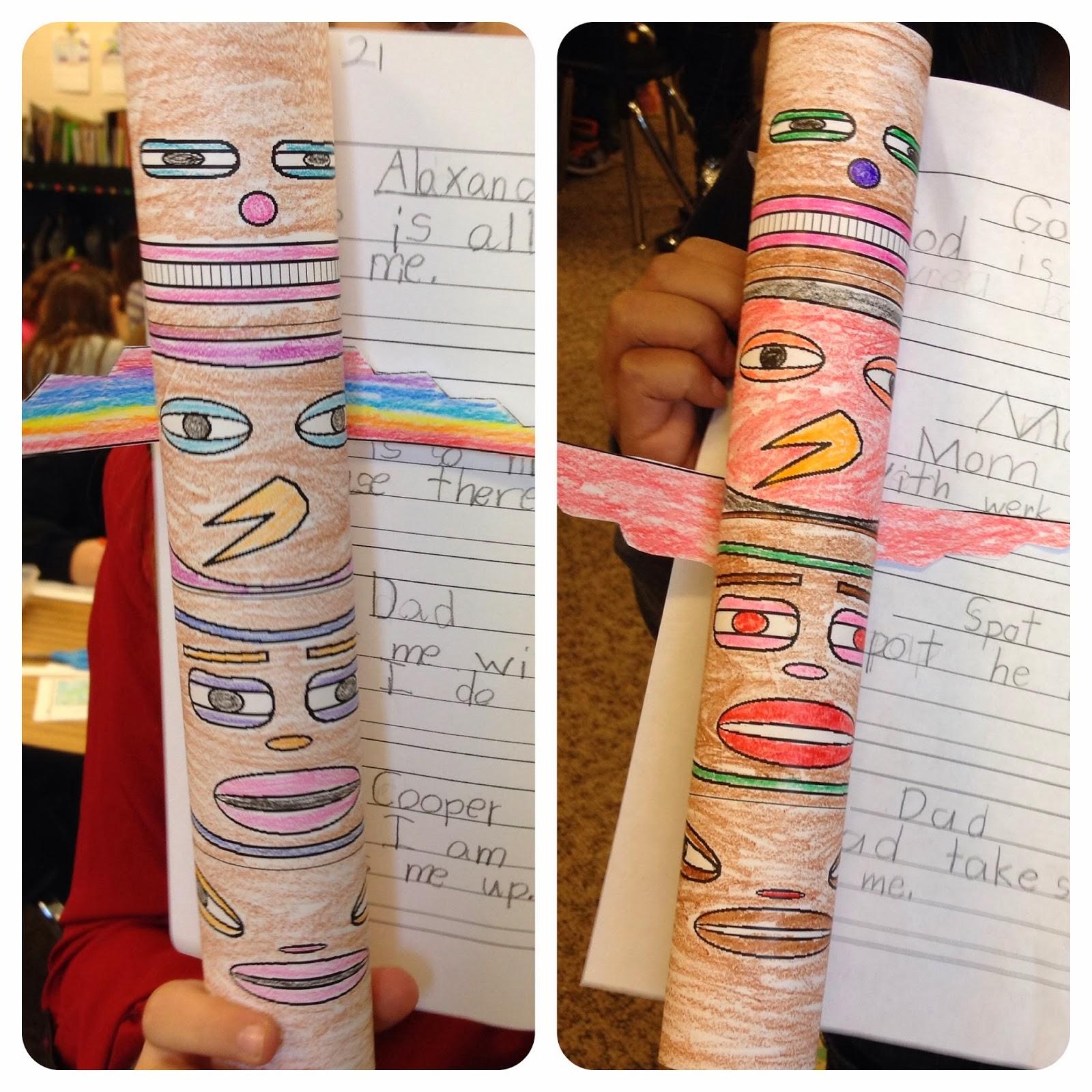 Simply Second Grade Native American Activities