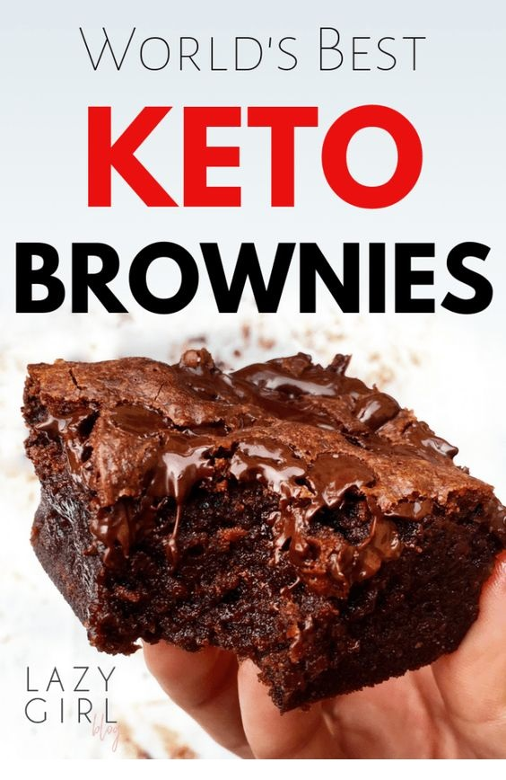 Best Keto Brownies Recipe