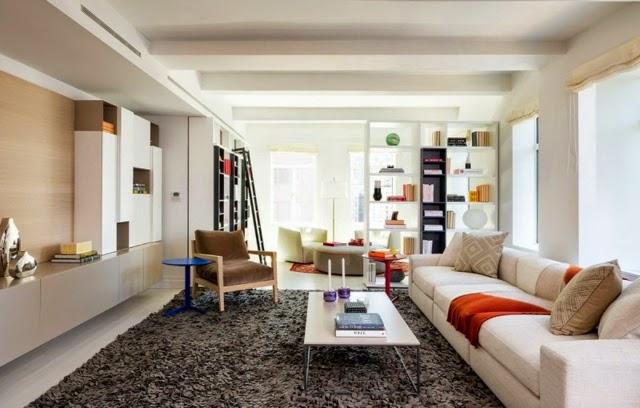 estupenda foto sala moderna