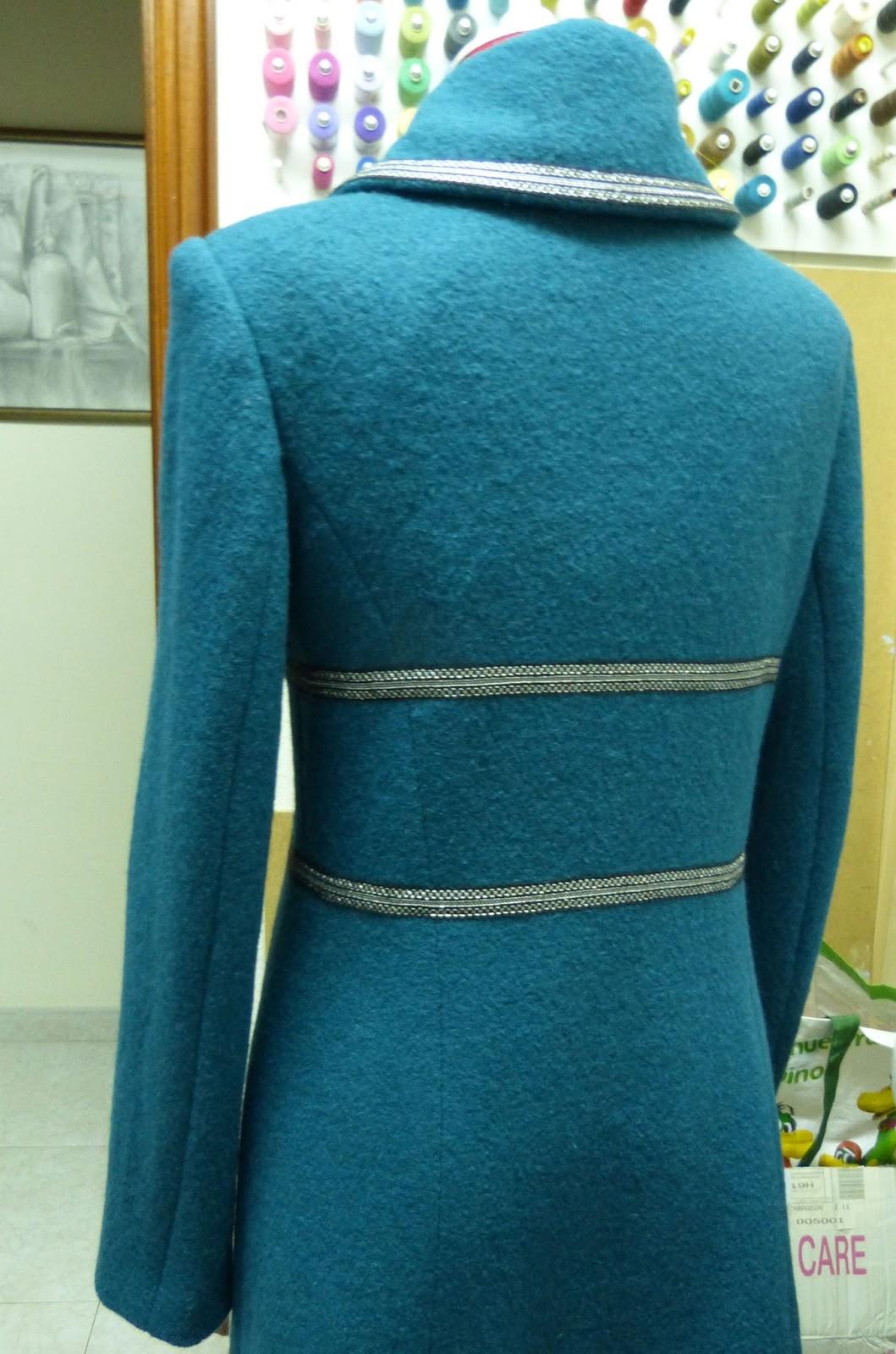1ad7e7e30 Te recuerdo que si te gusta esta prenda o cualquiera de este blog, y  quieres el patrón, o mas detalles sobre la confección me puedes escribir un  email a ...