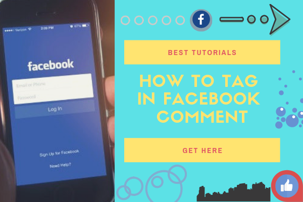 How To Tag People In A Comment On Facebook<br/>