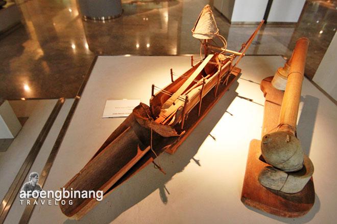 museum nasional indonesia alat pembuatan tepung sagu saguer