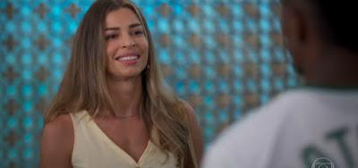 Paloma (Grazi Massafera) fará pedido de casamento a Ramon (David Junior) em Bom Sucesso