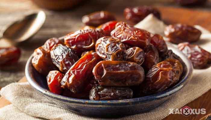 Makanan penambah darah - Kurma, buah penambah darah