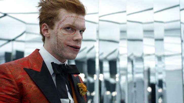 Gotham - Season 4B - BTS Photos of The Joker