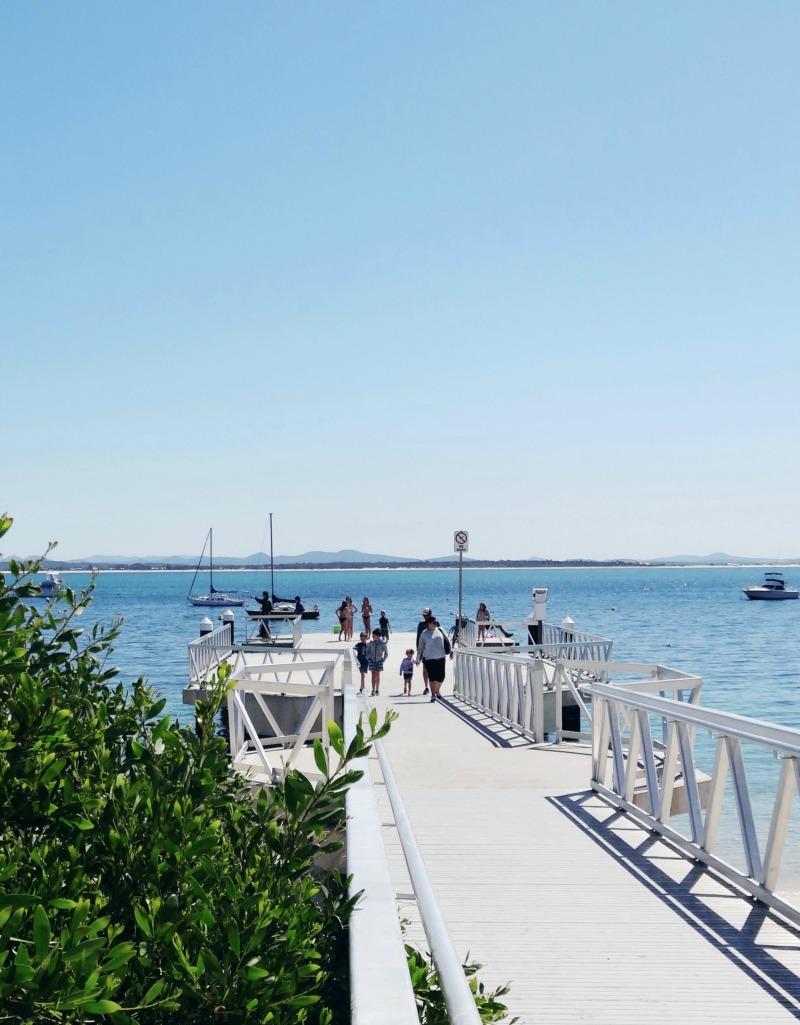 SALAMANDER BAY