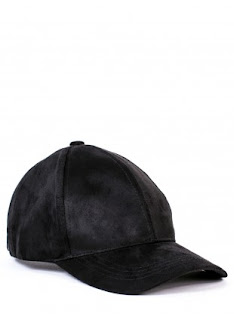 http://www.lamoda.co.uk/sprung-black-faux-suede-cap