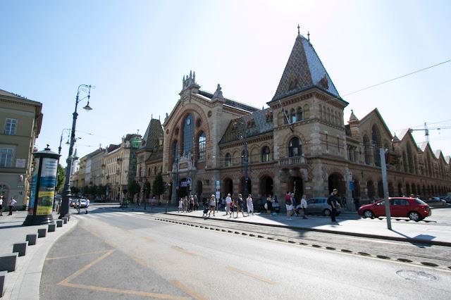 Mercato Nagicsarnok-Budapest