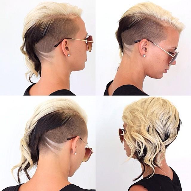 stylish hair tattoos for girls the haircut web