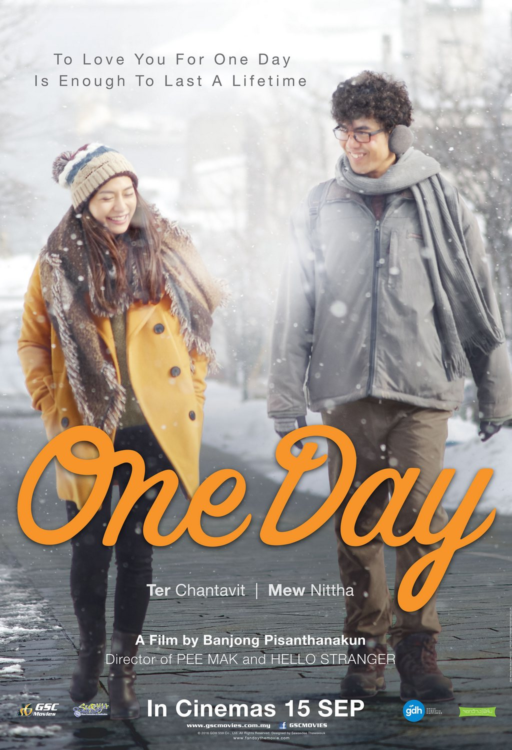 Review Thailand Movie  One Day (2016)  6332dd77fd