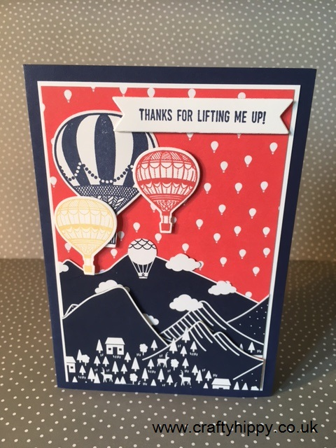 Carried Away Designer Series Paper, Stampin' Up!, DSP,