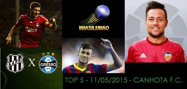 Bem-vindos ao top 5 do Canhota F.C. ! Toda segunda-feira teremos as cinco  coisas mais interessantes que aconteceram no final de semana no futebol do  mundo ... 60fdf3f891a28