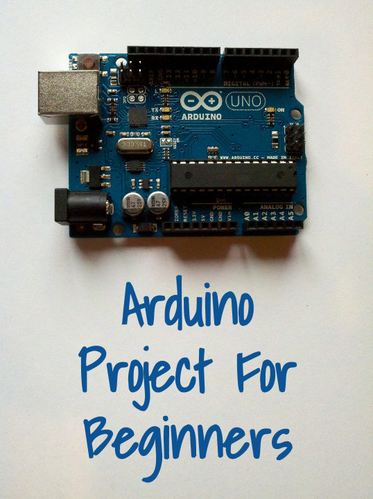 Beginner arduino projects