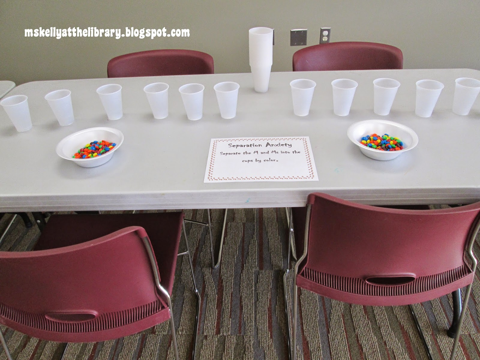 Ms. Kelly at the Library: ATLAS: Halloween Minute to Win It Games