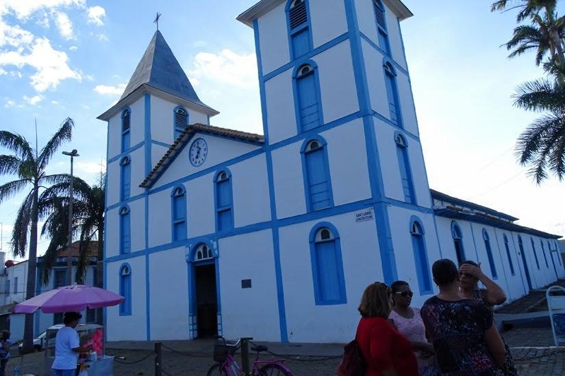 Igreja Matriz - Trindade - Goiás