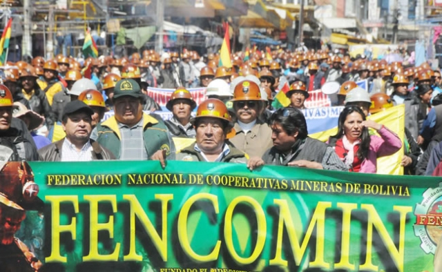 Federaciones de Bolivia