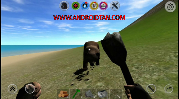 Free Download Ocean Is Home: Survival Island Моd Apk v2.4 (Unlimited Energy/Coins) Android Terbaru Latest Version 2017