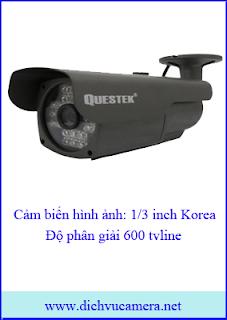 Camera Questek QTXB 8870