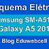 Esquema Elétrico Samsung SM-A510H Samsung Galaxy A5 2016