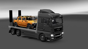 Flatbed Mega Mod for all trucks