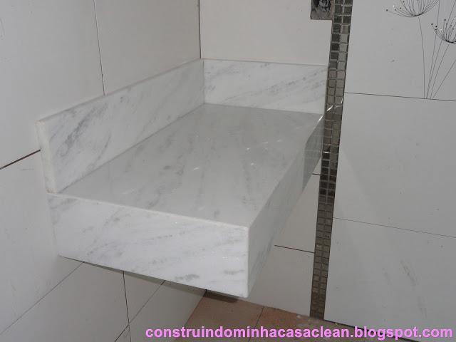 Construindo Minha Casa Clean Diferena Mrmore x Granito