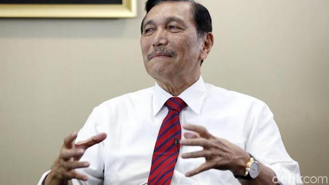 Prabowo Sebut Utang untuk Impor, Luhut: Negara Nggak Miskin-miskin Amat