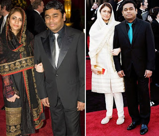 A. R. Rahman at Oscars