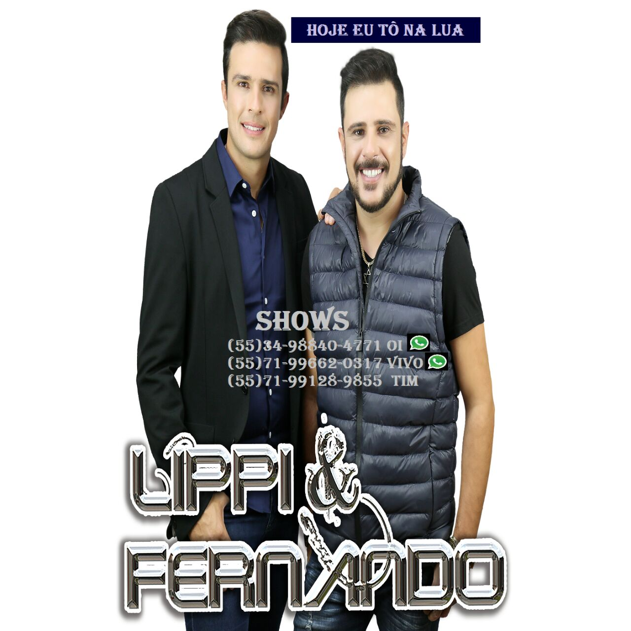 Resultado de imagem para IMAGENS DA DUPLA SERTANEJA LIPPE & FERNANDO