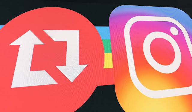 How to repost a picture and video on Instagram