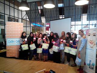 Para blogger yang hadir pada Hakubi Gathering