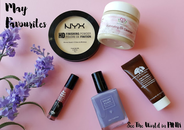 nyx banana powder oil cleanser the balm meet matte hughes trust fund beauty nail polish origins high potency night-a-mins