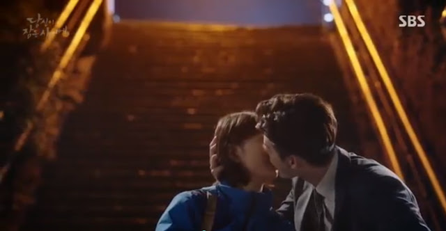 While You Were Sleeping Episode 25-26 Subtitle Indonesia