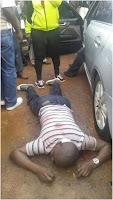 PHOTOs of 5 dangerous thugs who were shot dead in Kisumu during a wedding