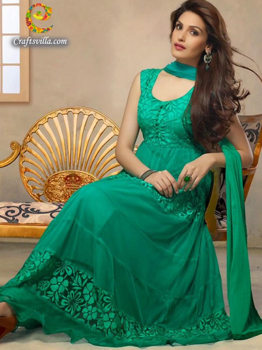 Craftsvilla Com Pashmina Suits: AMAZING ANARKALI SUITS JUST RS. 720: BELOW RS. 999 AMAZING