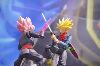 S.H.Figuarts Future Trunks de Dragon Ball Super
