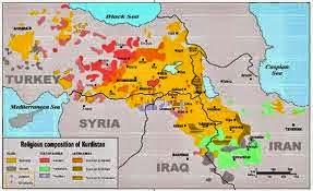 Kurdish autonomy SYRIA