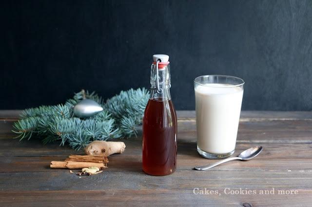 Chai Latte - Rezept für Chai Sirup