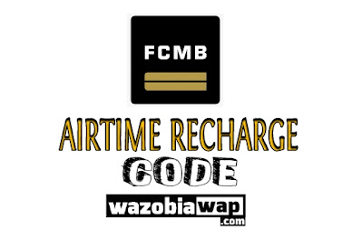 how to buy airtime from fcmb