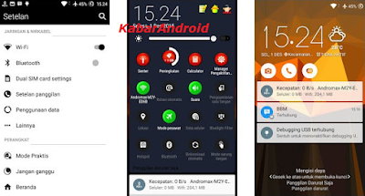 Kumpulan Tema Asus Zenfone 2 & 5 Terbaru 2016