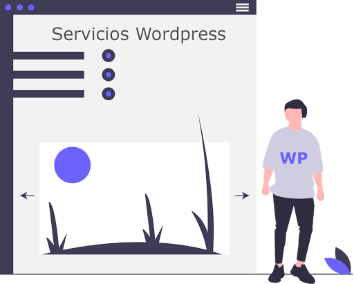 Servicios para Wordpress