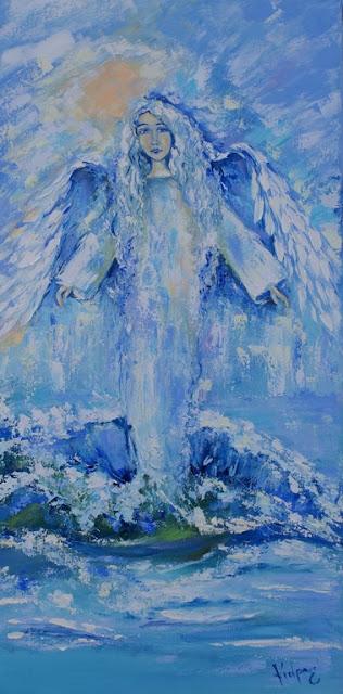 Anioł siły _ obraz