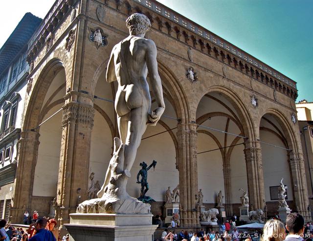 Ingressos para o Palácio Vecchio e Praça Senhora