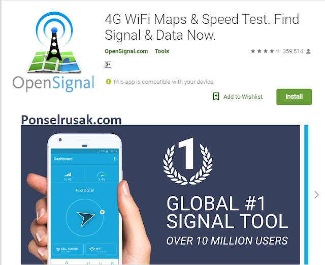 Menemukan Aplikasi Penguat Sinyal 4G yang Tepat