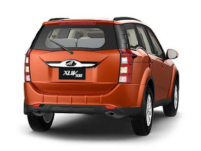 New Mahindra XUV 500 rear look image