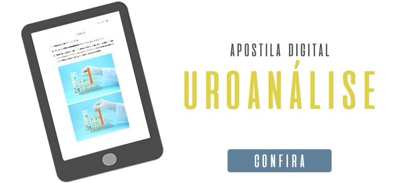 Apostila digital de Uroanálise - Biomedicina Padrão