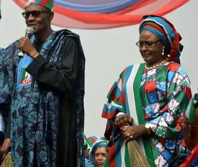 buhari disrespect wife aisha