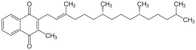Βιταμίνη Κ - Φυλλοκινόνη.