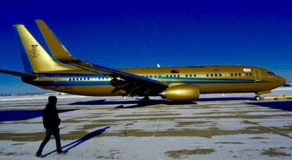 (GAMBAR) Inilah Bahagian Dalam Pesawat Baru Milik Sultan Johor Yang Orang Tidak Pernah Lihat....Ohsemmmm!