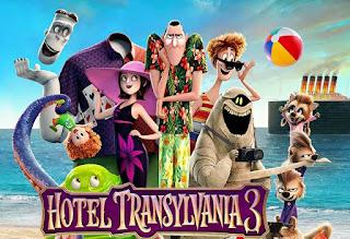 Baixar Hotel Transilvânia 3: Férias Monstruosas Dublado 2018