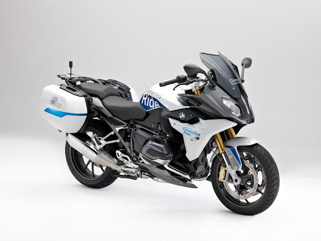 2017 BMW R 1200 RS ConnectedRide Prototype - #BMW #R1200 #Prototype #motorbikes